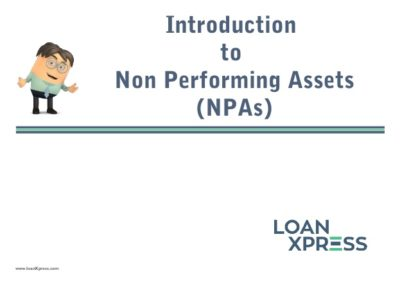 Introduction to NPAs